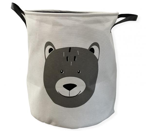 Aufbewahrungskorb - Bär