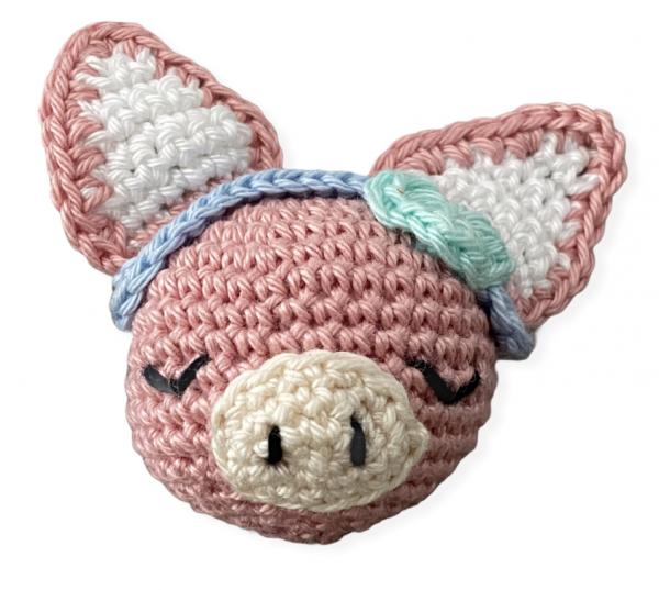 Häkeltier - Schweinchen