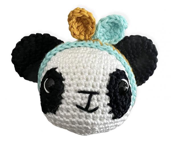 Häkeltier - Boho Panda
