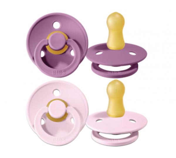 BIBS Schnuller - Lavender & Pink