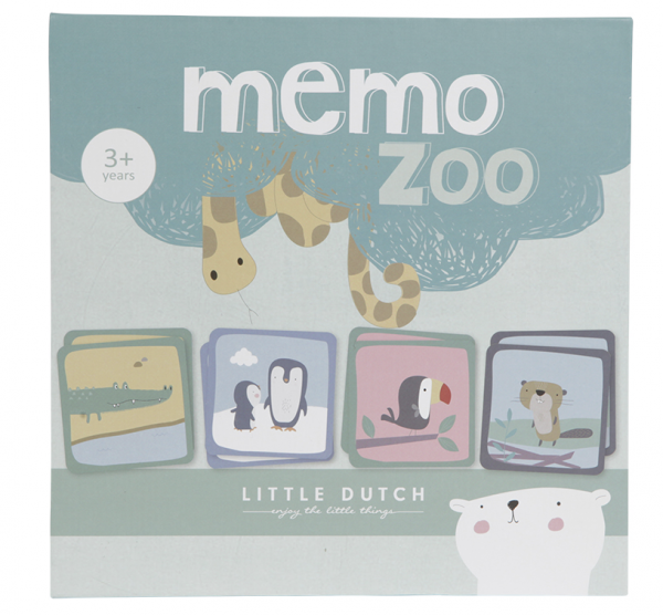 Little Dutch Memo Zoo